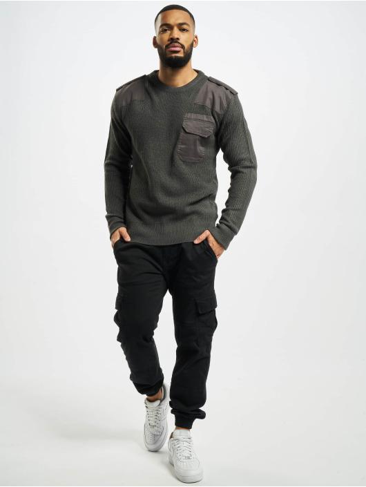 Brandit Pullover BW Classic grau