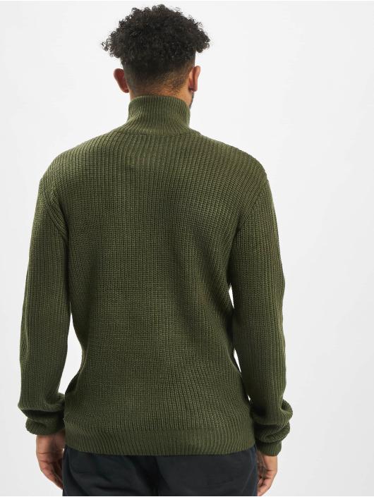 Brandit Pullover Marine Troyer olive