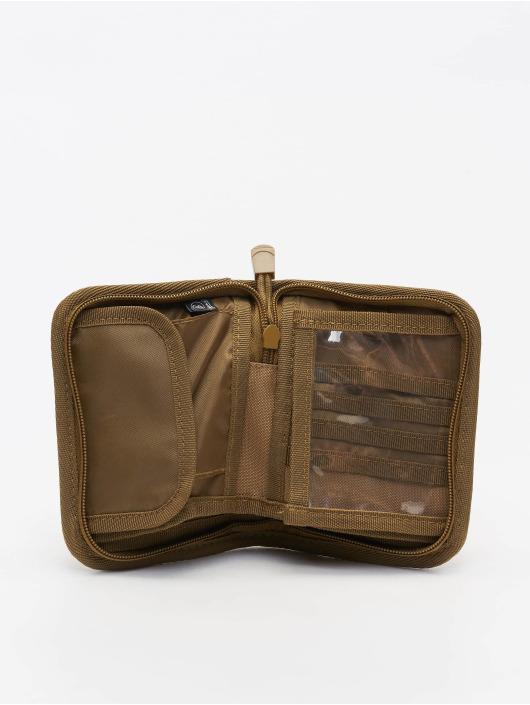 Brandit Pung Wallet brun