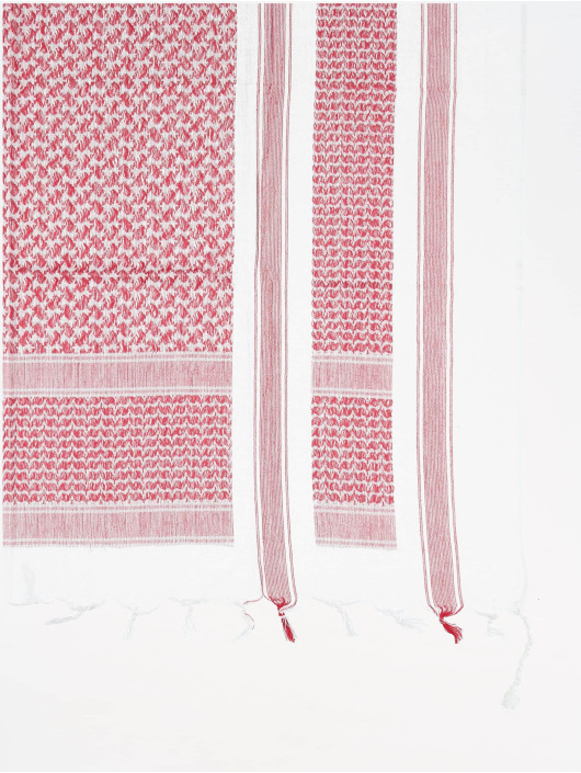 Brandit Sciarpa/Foulard Shemag rosso
