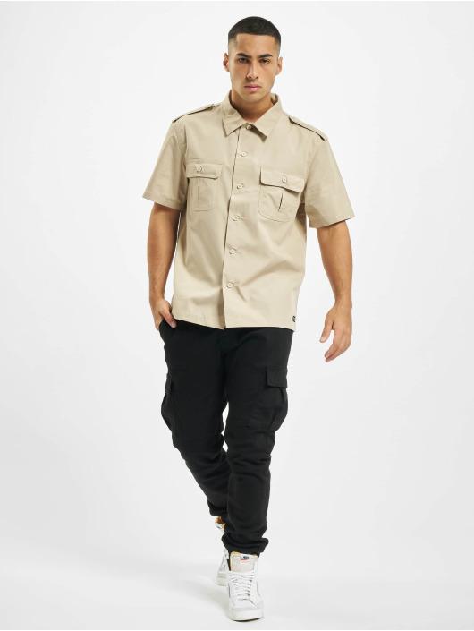 Brandit Shirt US Ripstop beige