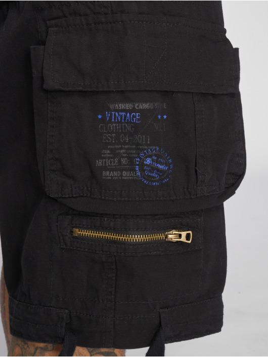 Brandit Short Savage Vintage black