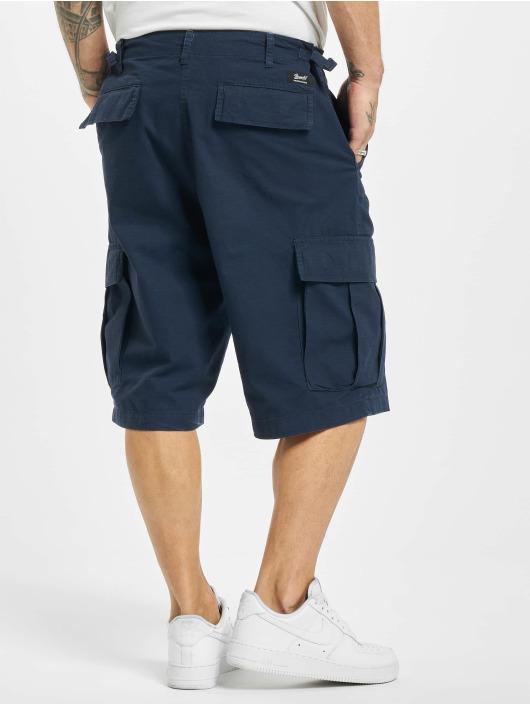 Brandit Shorts BDU Ripstop blau