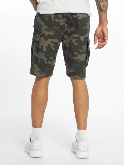 Brandit Shorts BDU Ripstop camouflage