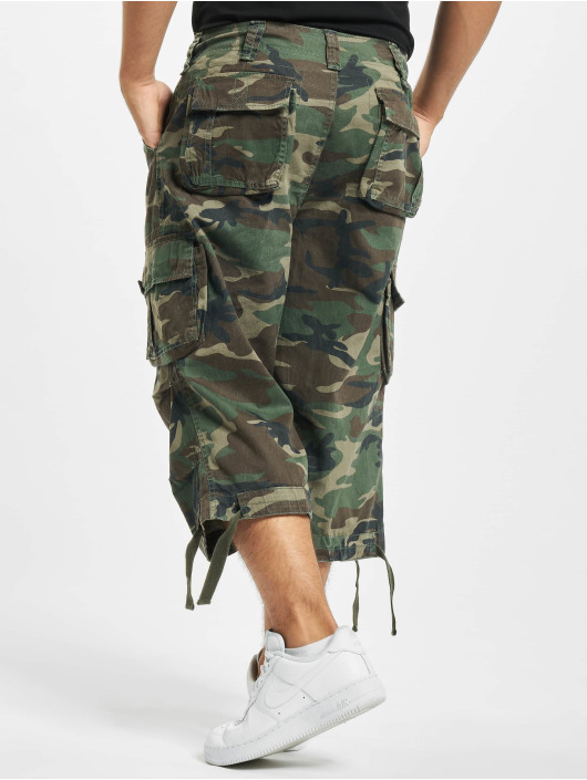 Brandit Shorts Urban Legend 3/4 camouflage