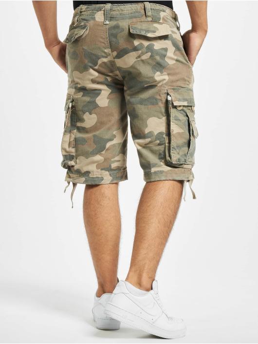 Brandit shorts Vintage camouflage