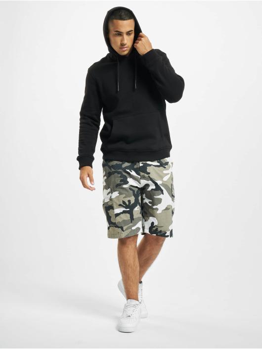 Brandit Shorts BDU Ripstop grå