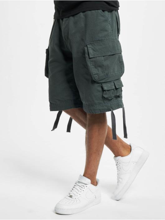 Brandit Shorts Savage Vintage grå
