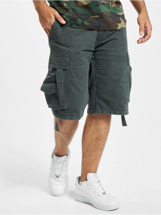 Brandit Shorts Vintage grå