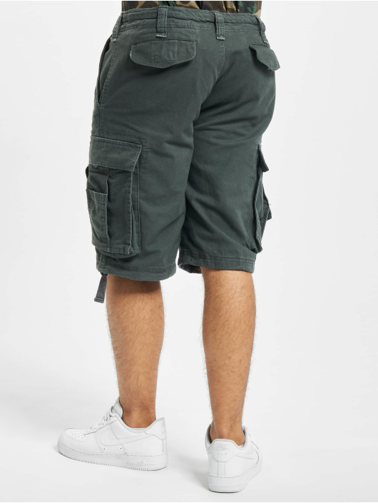 Brandit Shorts Vintage grigio
