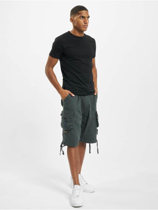 Brandit shorts Savage Vintage grijs