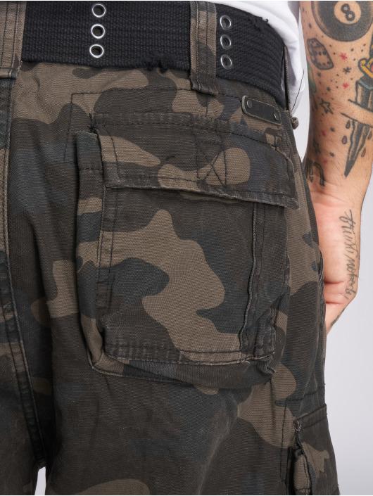 Brandit Shorts Savage Vintage kamouflage