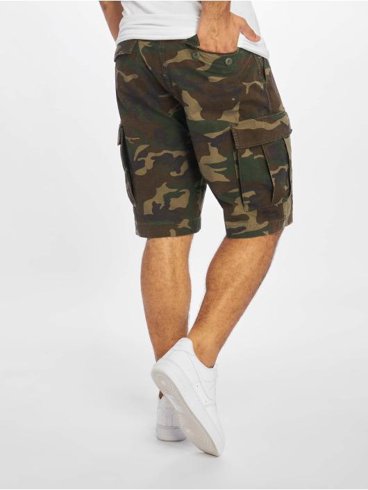 Brandit Shorts BDU Ripstop kamouflage