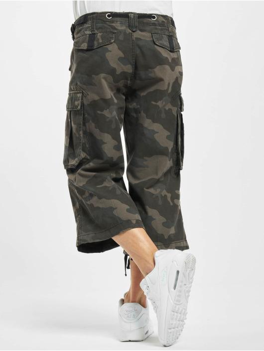 Brandit Shorts Industry Vintage 3/4 kamouflage