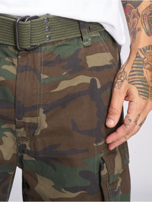 Brandit Shorts Savage Vintage kamuflasje
