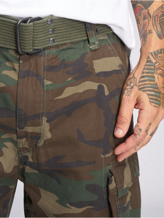 Brandit Shorts Savage Vintage mimetico