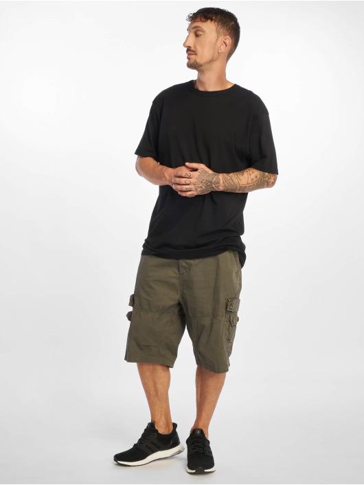 Brandit shorts TY olijfgroen