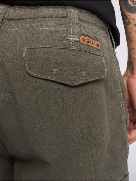 Brandit Shorts Vintage oliv