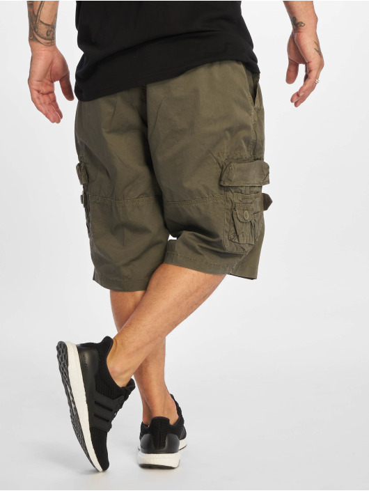 Brandit Shorts TY oliv