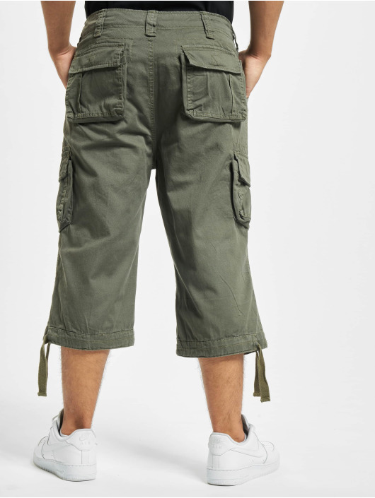 Brandit Shorts Urban Legend 3/4 oliv