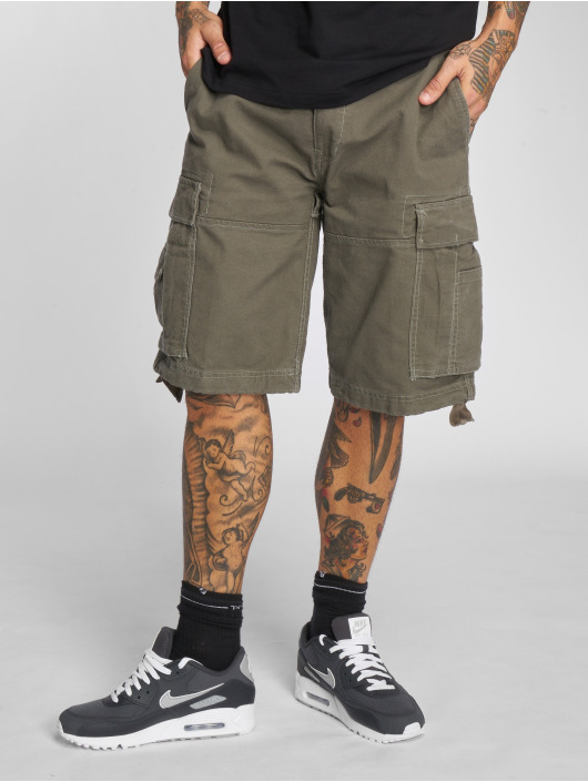 Brandit Shorts Vintage oliva
