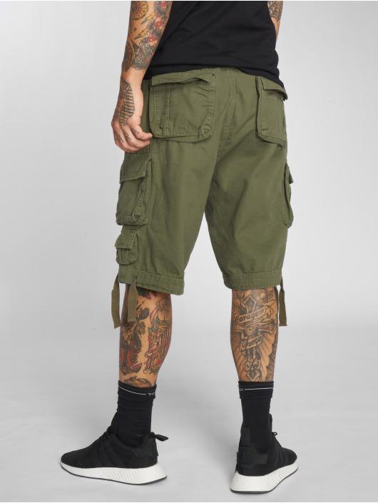 Brandit Shorts Savage Vintage oliva
