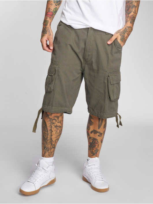 Brandit Shorts Urban Legend oliva