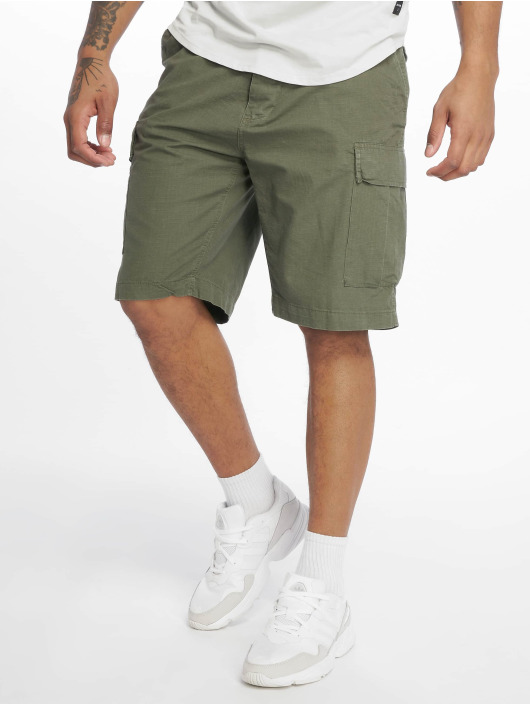 Brandit Shorts BDU Ripstop oliva