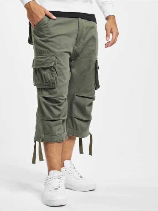 Brandit Shorts Urban Legend 3/4 oliva
