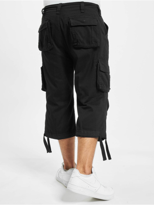 Brandit Shorts Urban Legend 3/4 schwarz