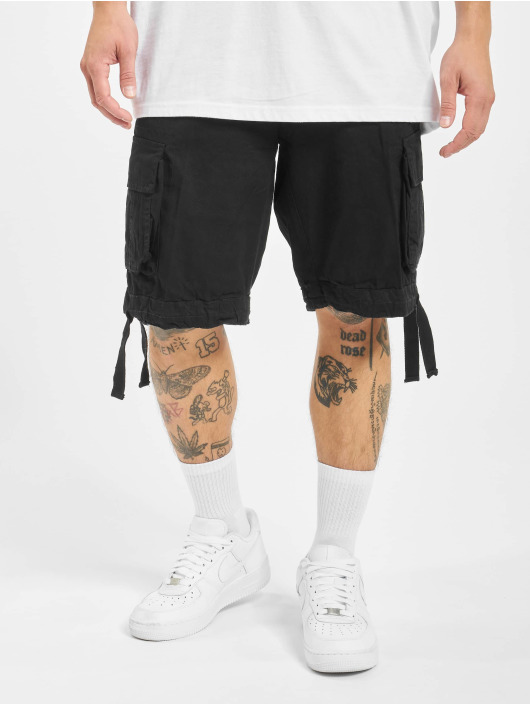 Brandit Shorts Urban Legend svart
