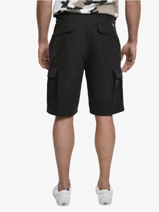 Brandit shorts BDU Ripstop zwart