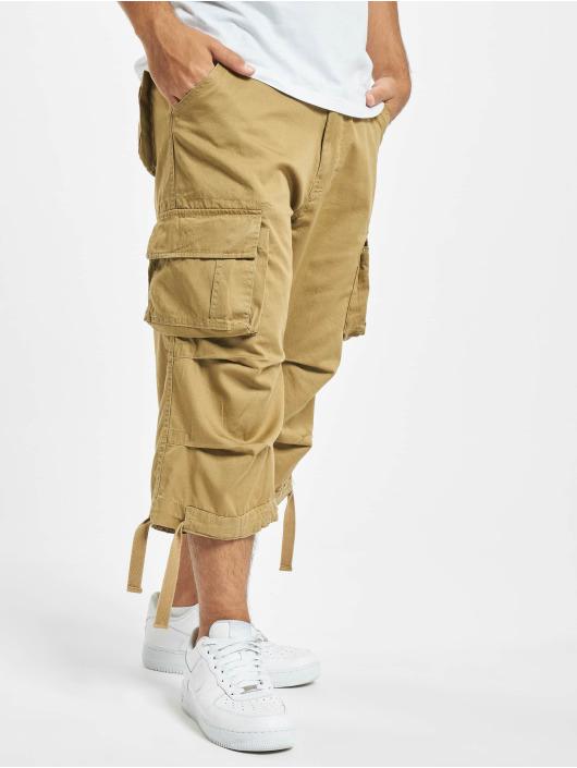 Brandit Shortsit Urban Legend 3/4 beige