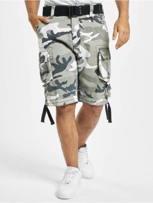 Brandit Shortsit Savage camouflage