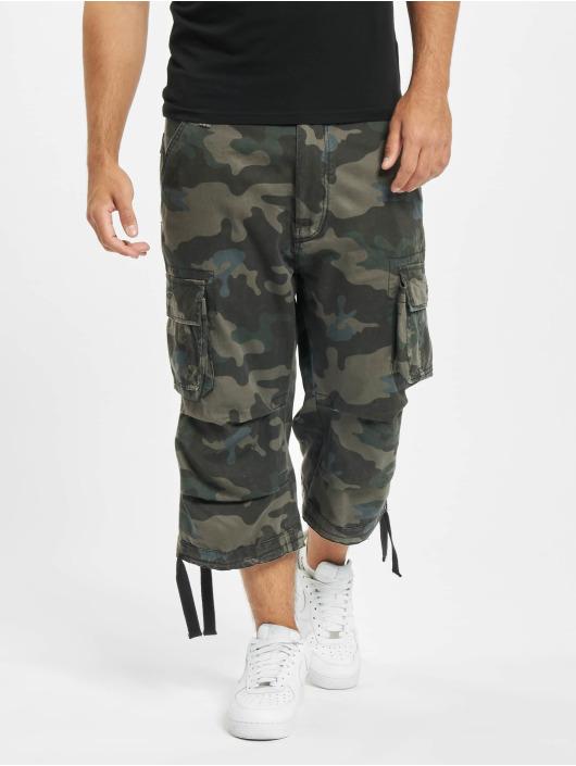 Brandit Shortsit Urban Legend 3/4 camouflage