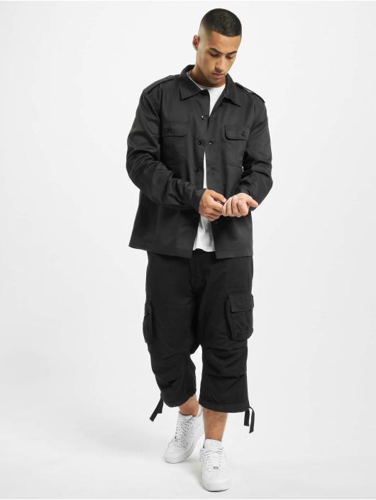 Brandit Shortsit Urban Legend 3/4 musta