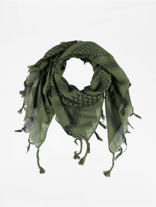 Brandit sjaal Shemag olijfgroen