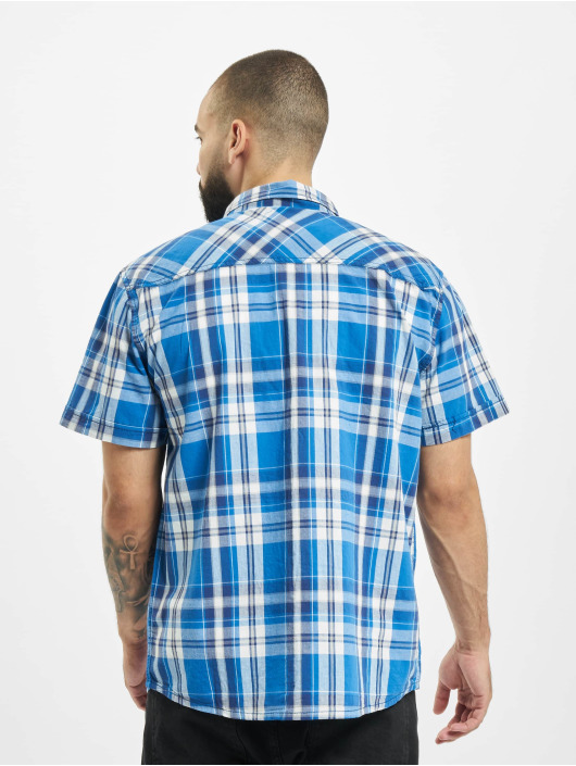 Brandit Skjorta Roadstar blå