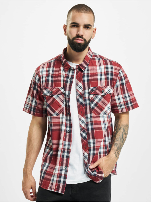 Brandit Skjorta Roadstar röd