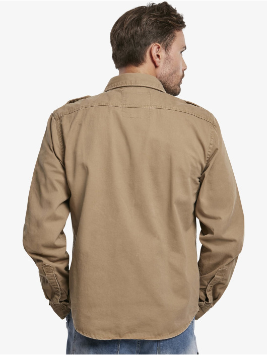 Brandit Skjorter Vintage brun