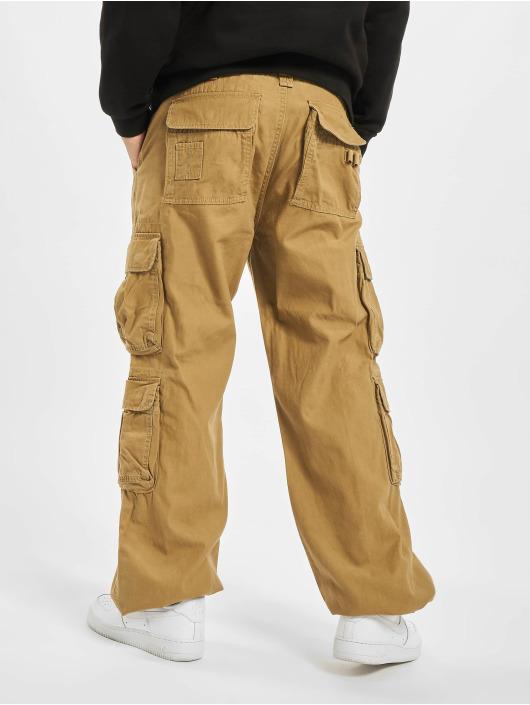 Brandit Spodnie Chino/Cargo Pure Vintage bezowy