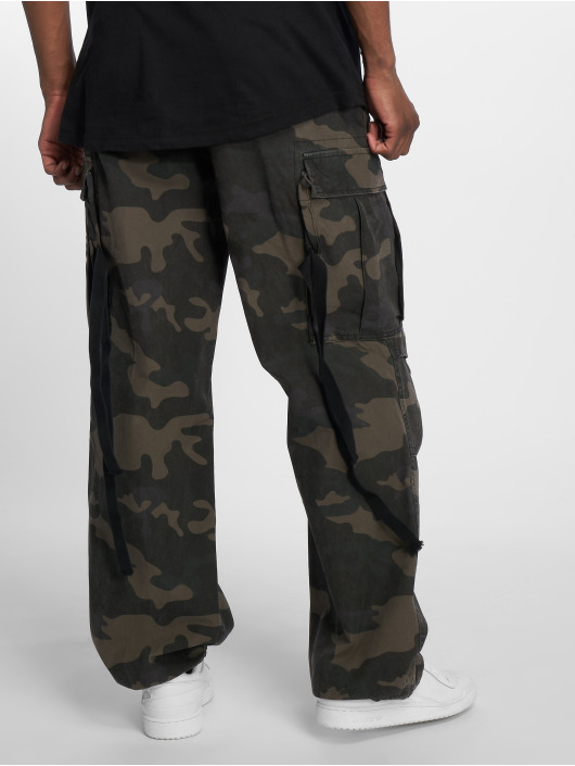 Brandit Spodnie Chino/Cargo M65 Vintage moro