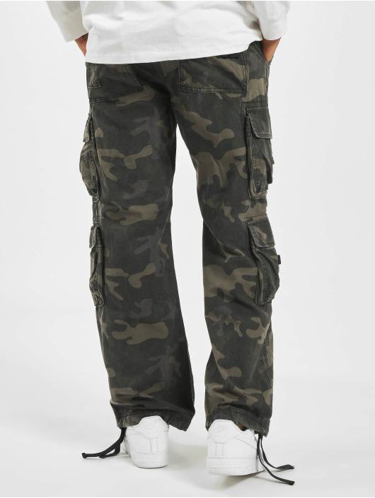 Brandit Spodnie Chino/Cargo Pure Vintage moro