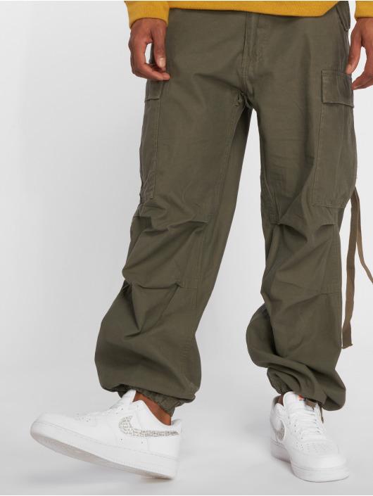 Brandit Spodnie Chino/Cargo M65 Vintage oliwkowy