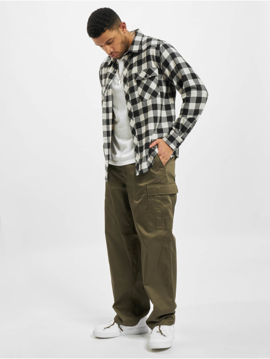 Brandit Spodnie Chino/Cargo US Ranger oliwkowy