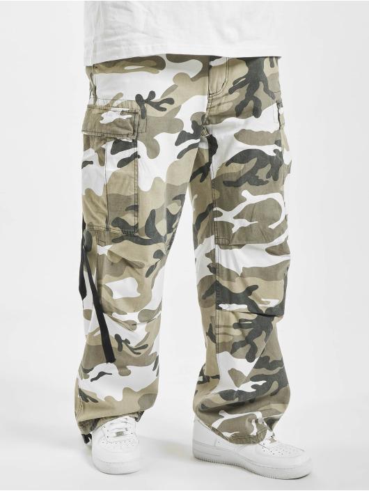 Brandit Spodnie Chino/Cargo M65 Vintage szary