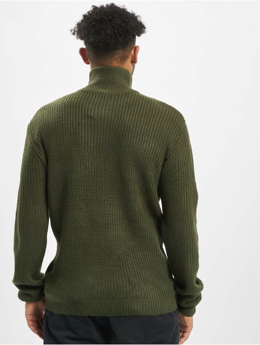Brandit Sweat & Pull Marine Troyer olive