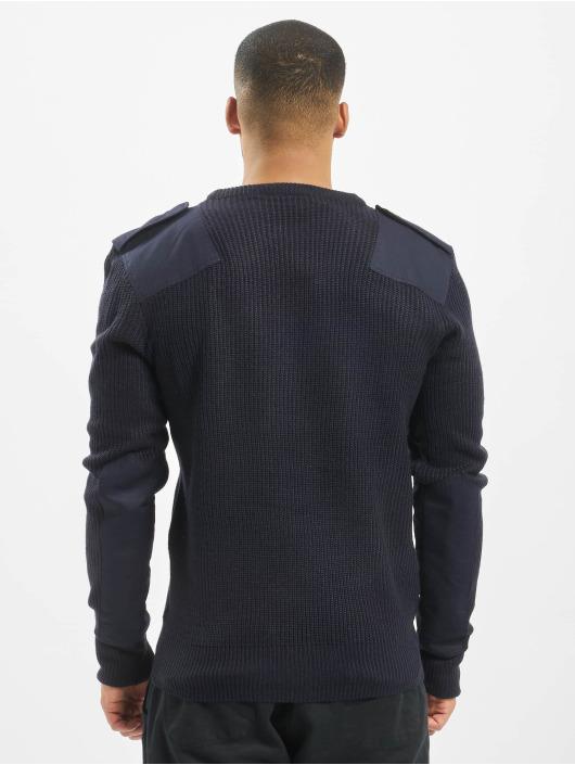 Brandit Swetry BW Classic niebieski