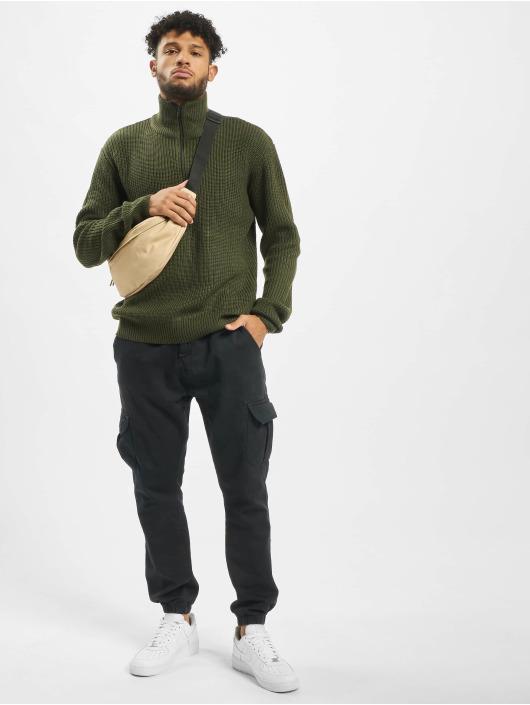 Brandit Swetry Marine Troyer oliwkowy