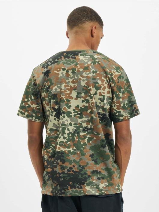 Brandit T-paidat Basic Premium camouflage